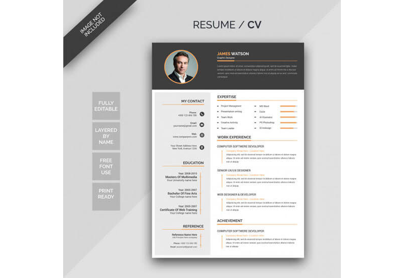 CV Examples for Human Resource 13