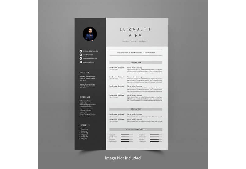 CV Examples for Architecture Job 12