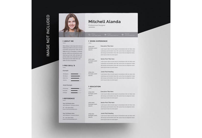CV Examples for Social Worker Jobs 08